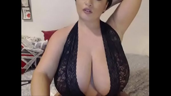 Big girl showing off her amazingly large boobs – Plenty more at Poontangclan.us