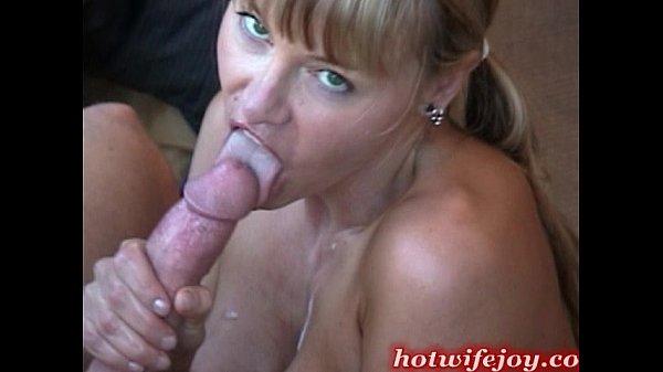 Joy Jericho blowjob