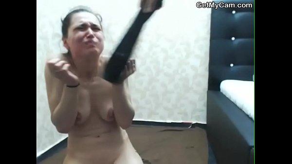 Lesbian Webcam BDSM 02