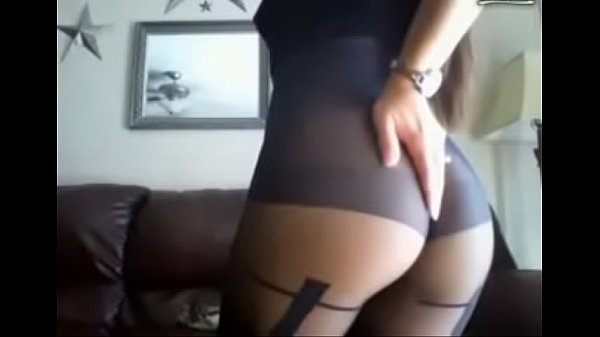 Sexy Brunette Slut Shows In Stockings naughtycamdolls.com