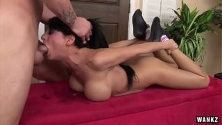 WANKZ- Hot European Alison Star Deep Throat