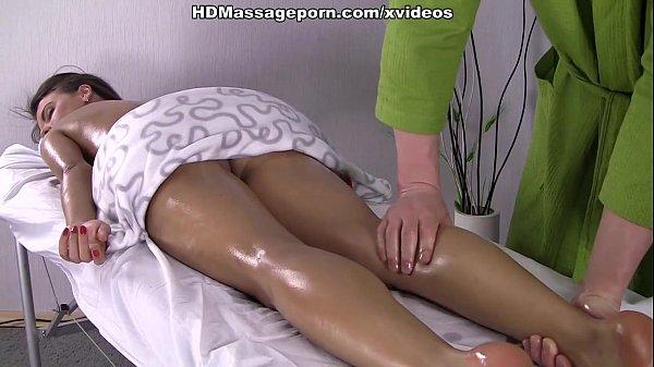 Big tits massage makes Liza crave for sex continuation