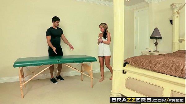 Brazzers – Dirty Masseur – Give My Girl A Massage scene starring Nikki Sexx & Ramon