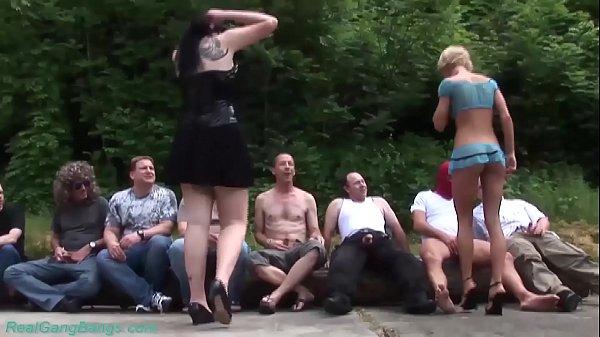 brutal german anal swinger party orgy