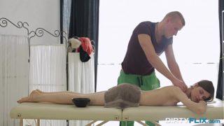 Dirty Flix – Anal on massage Anna Taylor teen porn