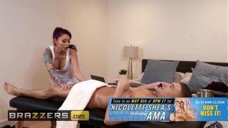 Dirty Masseur – (Monique Alexander, Xander Corvus) – Cumplimentary Massage – Brazzers