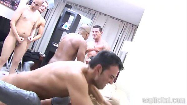 Explicital Orgy with Rafa Garcia, Yoha Galvez, Mila,