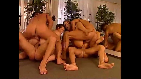 Hardcore surprise birthday party orgy by worldwideporn