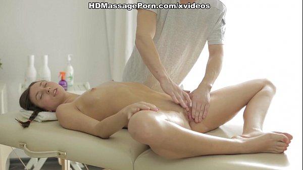 Hot massage girl enjoys the wildest fucking session scene 1