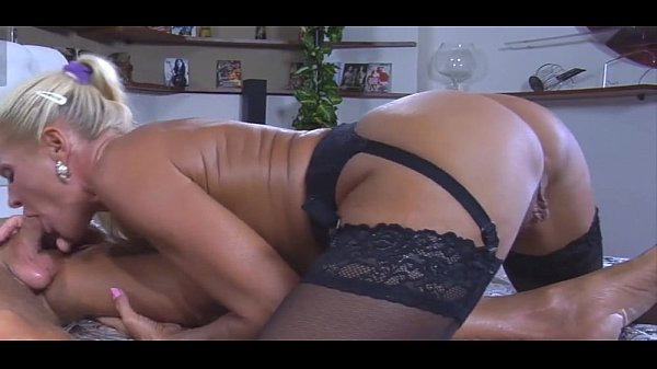 Hot milf and her younger lover – harddom.net