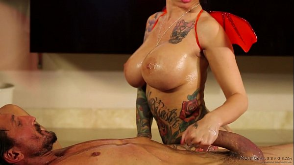 Lily Lane enjoys anal sex after massage – Fantasy Massage