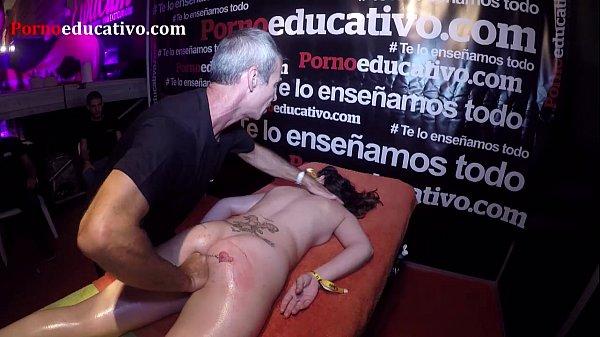 Masaje erótico de nuestro sex coah a Ana Marco