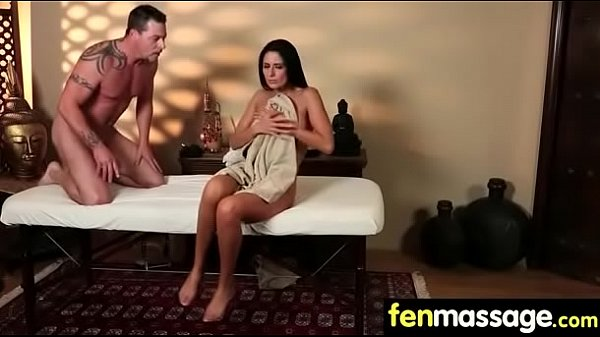 Massage and Gorgeous Passionate sex 24