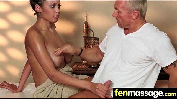 Massage Couple Both Get Happy Endings 16