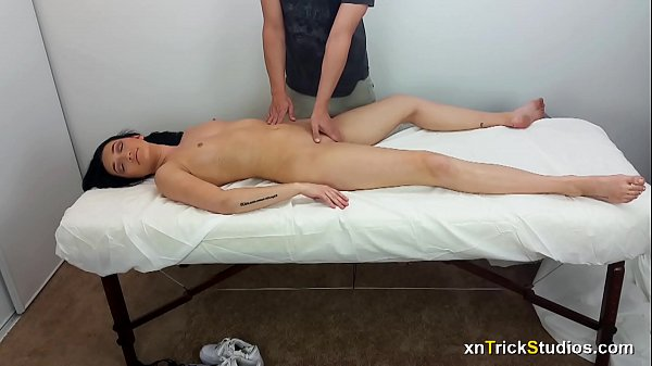 Massage With Happy Ending For Megan Hughes