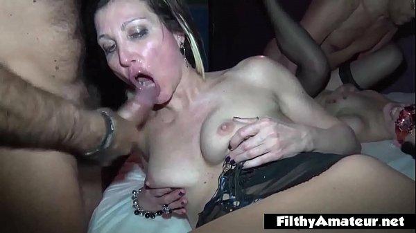 Milfs Orgy! High-level bitch! DP lovers!
