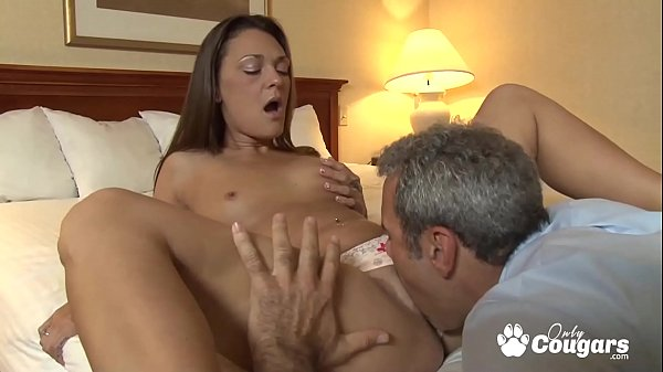 Olivia Wilder Lets Stepdaddy Ride Her Doggy Style