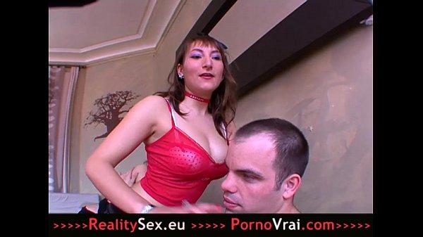 Orgy avec Charlotte de Castille French Pornstar