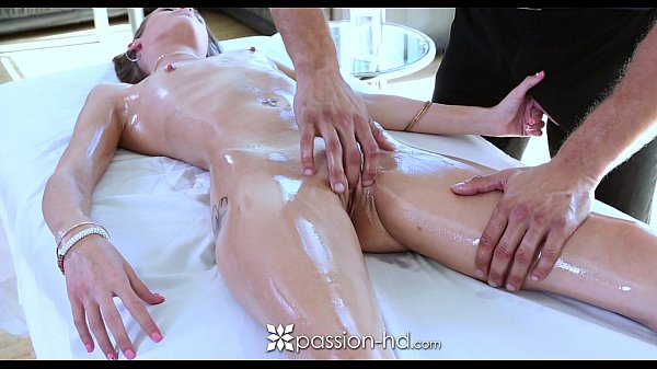 Passion-HD – Oiled massage with Kacy Lane and Danny Mountain