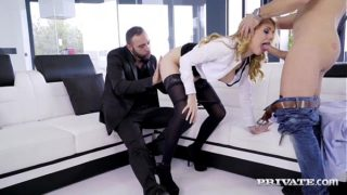 Private.com – Teen Daniela Dadivoso in Her First DP