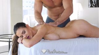 PureMature – Perfect 10 babe Kendall Karson is fucked on the massage table