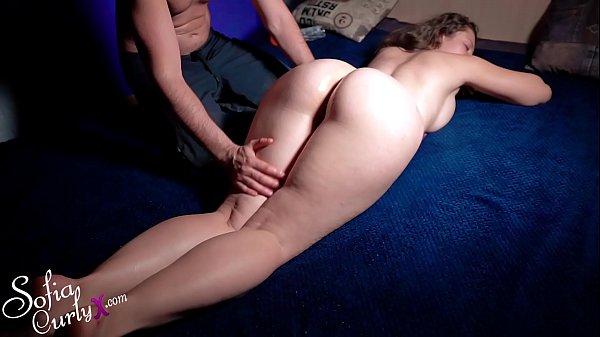 Sofia Curly – Masturbate Pussy and Massage Orgasm
