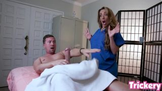 Trickery – Richelle Ryan tricked into sex with a massage client