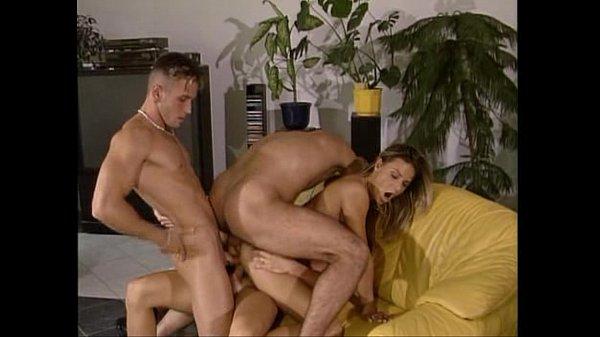 Triple Penetration orgy