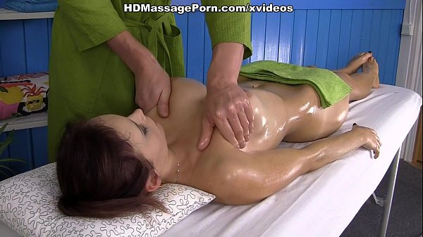 Very private massage for hot Olivia scene 2