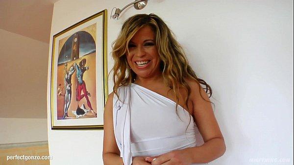 Afrodite presented by Milf Thing hardcore gonzo scene