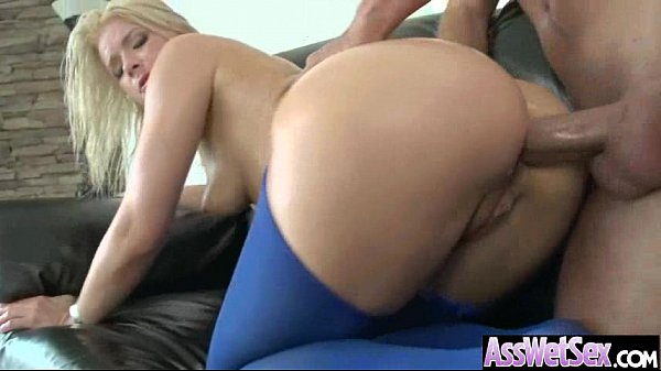 Anal Sex With Oiled All Up Horny Big Butt Girl (anikka albrite) movie-05