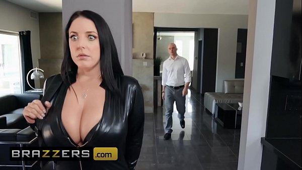 Big Butts Like It Big – (Angela White,  Zach Wild) – Busting On The Burglar – Brazzers