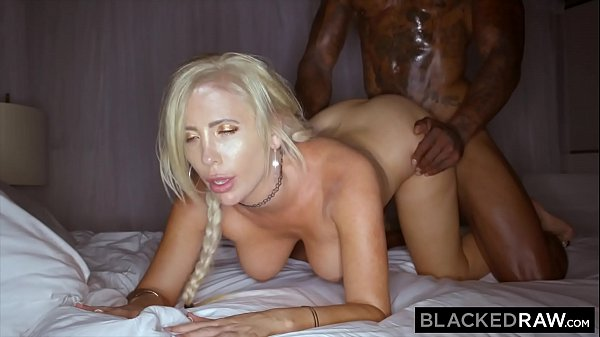 BLACKEDRAW Blonde Milf  destroyed by BBC on vacation