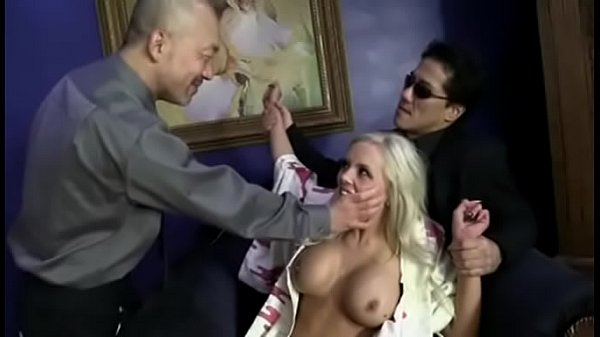 Blonde Milf Rough Anal to pay Rent!