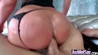 (Brittany Shae) Big Curvy Butt Girl Enjoy On Cam Deep Anal Sex video-11