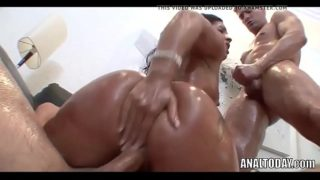 David Perry Oiled Up Double Penetration Anal Sex Gangbang – analtoday.com