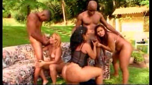 EVASIVE ANGLES Big Bubble Butt Brazilian Orgy Vol 12 CD 1