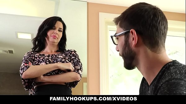 FamilyHookups – Hot Milf Teaches Stepson How To Fuck