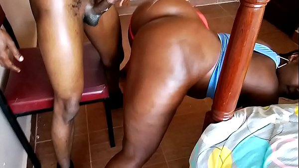 Found her bending over in drawer and smashed her big ass right there