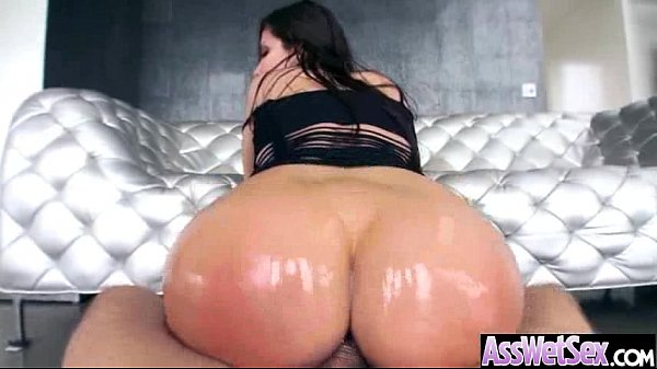 Girl With Oiled Wet Ass Get Her Butt Nailed Deep movie-02