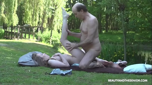 He Loves Putting His Dirty Old Cock in Me in Public!