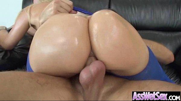 Huge Ass Girl Get Her Behind Deep Nailed movie-05