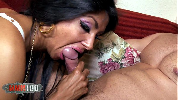 Ivannah (French Milf) – 2 Cock For A HAIRY PUSSY