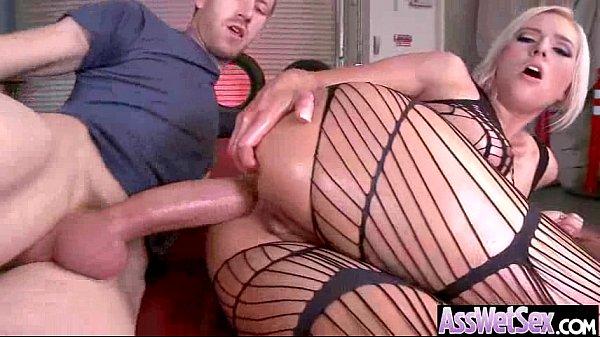 (kate england) Big Curvy Butt Girl Get Deep Hard Style Anal Sex mov-19
