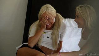 Katerina Kay and Carmen Caliente Lesbian Porn