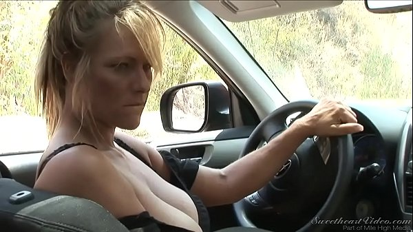 LESBIAN HITCHHIKER SCENE 2 – 2009 – Nicole Ray and Debbi Diamond