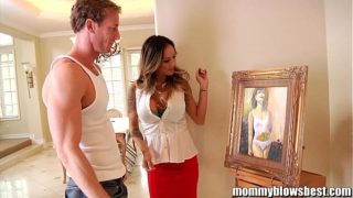 MommyBlowsBest Nadia Styles Is The Horniest MILF!
