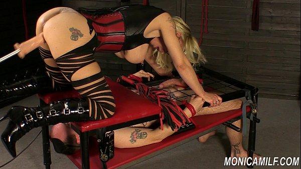 Monicamilf is squiring on her femdom slave – Norwegian Kink