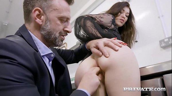 Private.com – Misha Cross Deep Throats & Anal Bangs A Cock!
