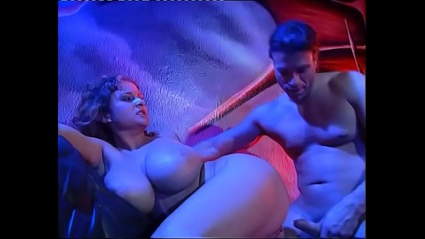 Stunning girl with incredible huge boobs gets fucked